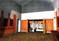 Villa romana de la Torrecilla. Salón Absidado (2)